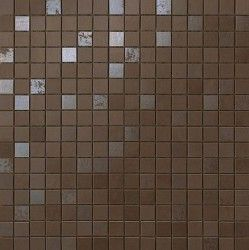 Dwell Brown Leather Mosaico Q