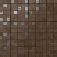 Dwell Brown Leather Mosaico