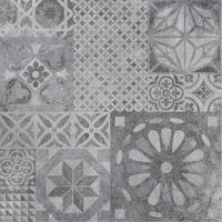 PATCHWORK GREY lappato