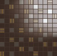 Luxury Mosaico Marron (Tess. 2,4x2,4) 31,5x31,5